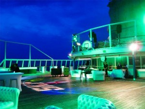 SKF Sports Deck Private Event on Majesty of the Seas