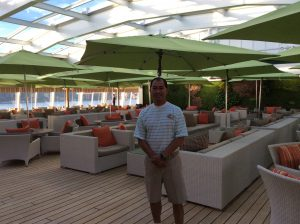 Crystal Symphony Trident Grill