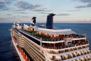 Unique short cruises for meetings on ships -Celebrity Eclipse at Sea