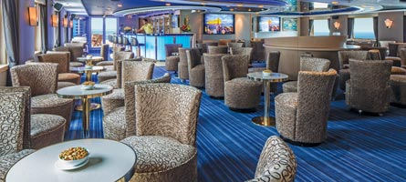 National Geographic Orion Lounge accommodates all guests.