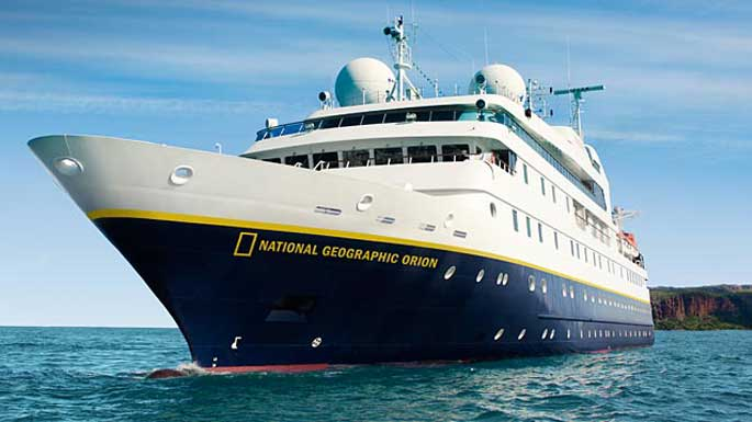 Incentive cruise to Iceland National Geographic Orion