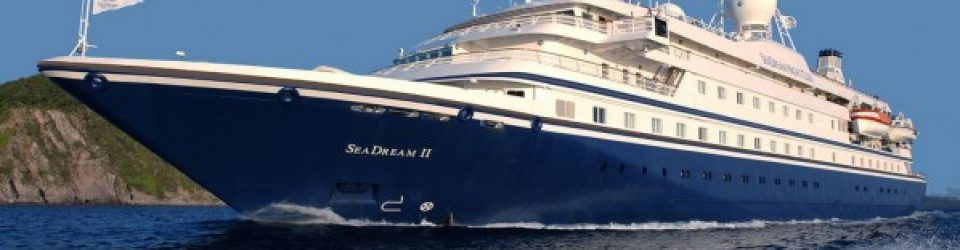 Short unusual cruises for meetings on ships - SeaDream Yacht