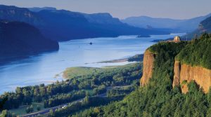 Close to home cruises-Columbia River Gorge