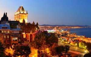 close to home cruises - New England Canada Quebec City