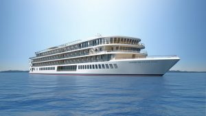 New ships on American rivers - American Cruise Line's new river ship