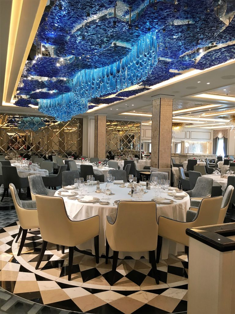 Seven Seas Explorer-Compass Rose-luxury ship