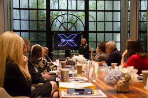 Cruise industry leaders:Celebrity Cruises Corporate & Incentive Advisory Board Meeting in Miami with Lisa Lutoff-Perlo