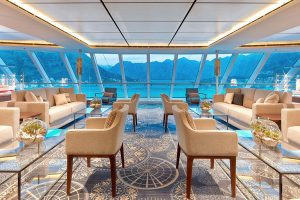 New Viking Star Explorers Lounge - Cruise Event Trends