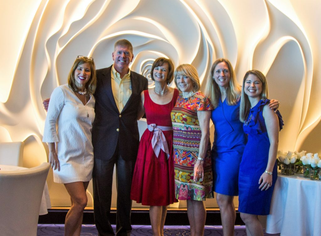 Celebrity Cruises hosted Landry & Kling for 35th anniversary of meetings at sea
