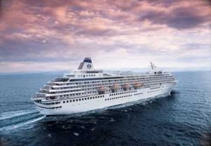 Crystal Serenity - with 490 suites, it's perfect for charter