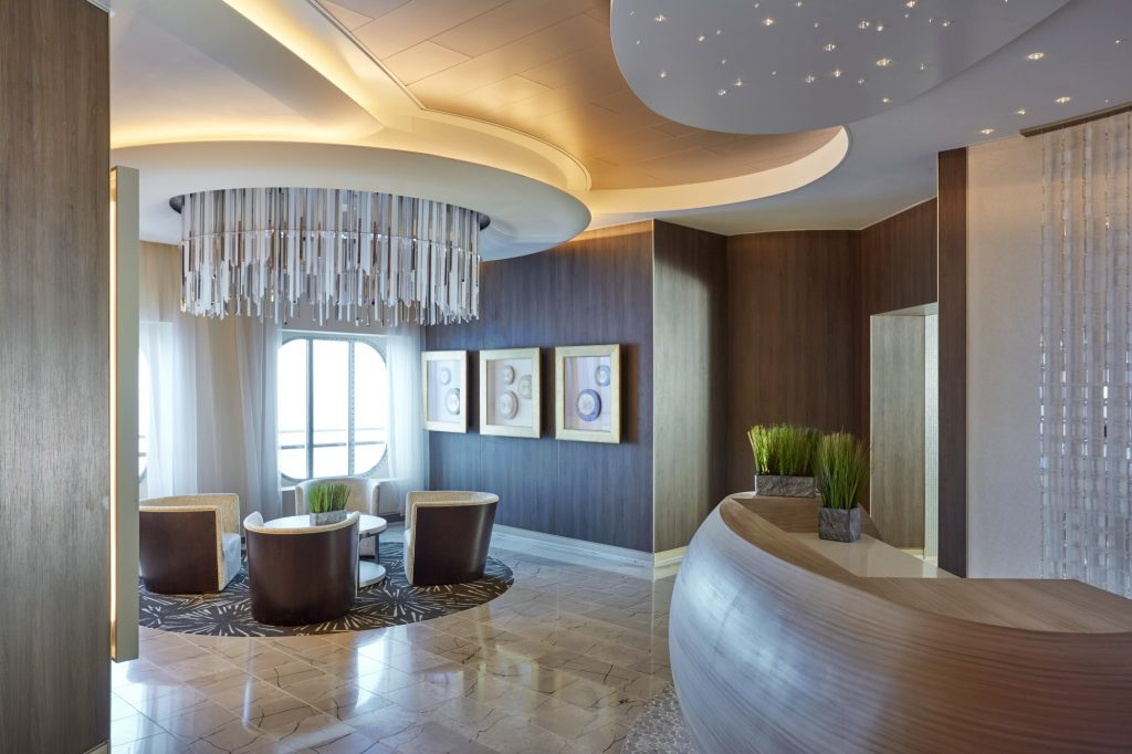 Canyon Ranch Spa Club on Seven Seas Explorer - add wellness to meetings & incentives
