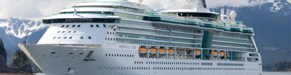 Radiance of the Seas in Alaska - sales incentive cruise
