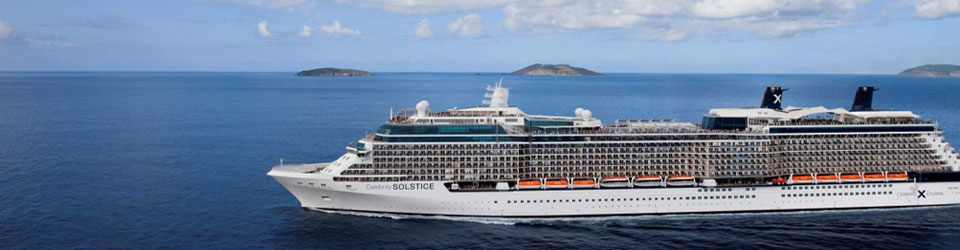 Celebrity Cruise ship charter