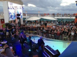Music theme cruise ship charter Rock Legends Theme Cruise on Liberty of the Seas