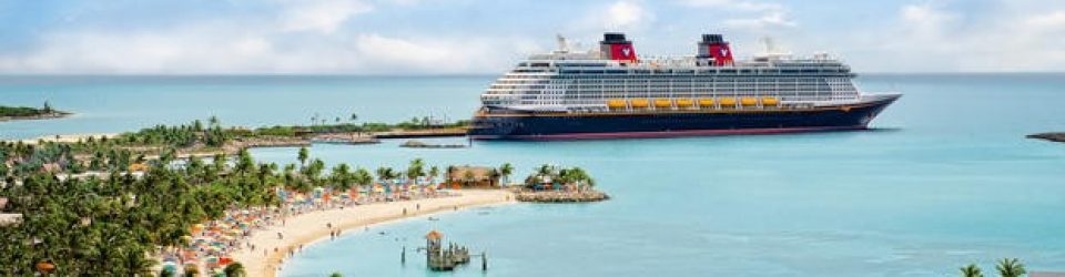 Global Business meeting held aboard Disney ship in Bahamas