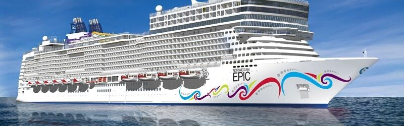 Norwegian Epic cruise for Distributor Sales Meeting