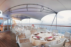 Windstar Star Breeze Veranda Restaurant