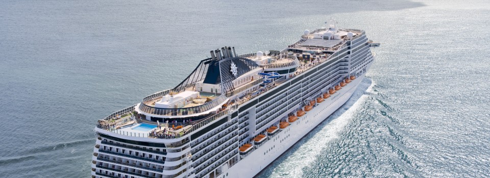 MSC Divina 4 night cruise to Bahamas