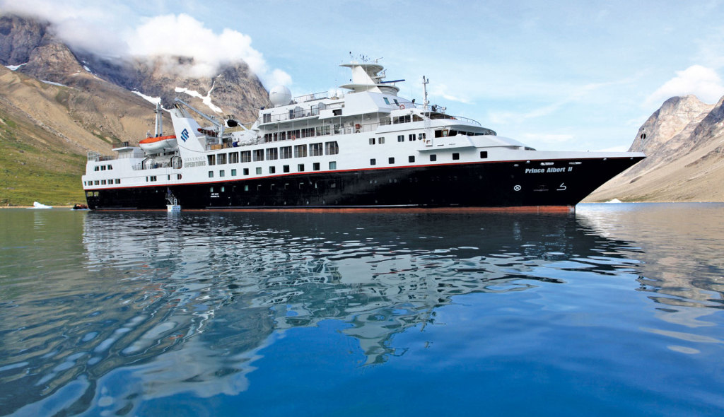 Luxury Expedition Ships - the Perfect Incentive - Cruise ...