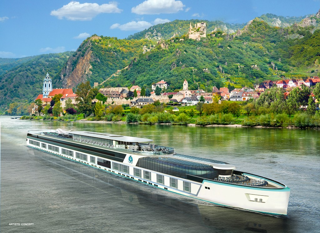 Crystal River Cruises Yacht