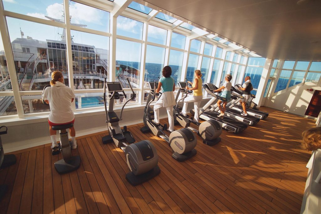 Hapag-Lloyd Europa Fitness Center