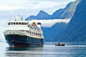 Alaska expedition on National Geographic Sea Bird