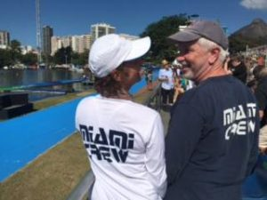 Joyce Landry Miami Rowing Club Rio 2016 Summer Olympics