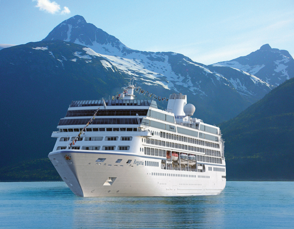 Oceania Regatta in Alaska - Cruise Ship Environmental Report