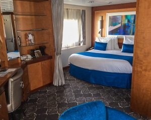 Empress of the Seas Suite