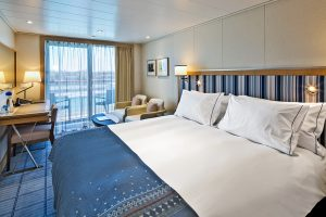 Viking Sun all-veranda ship sailing to Cuba