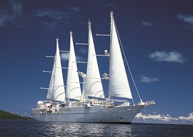 Yacht charters - WindSpirit sailing ship