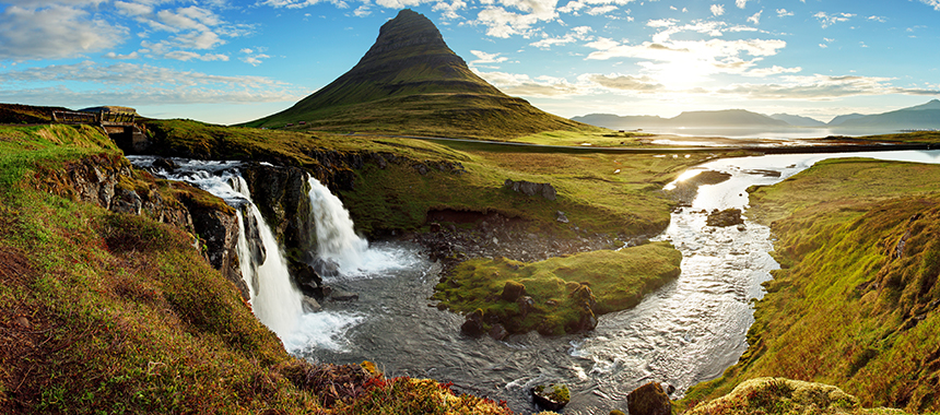 Incentive travel destination: Windstar yacht cruise in Iceland