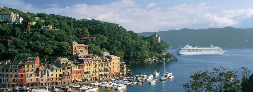 Sales Incentive trip - Silversea ship charter in Med