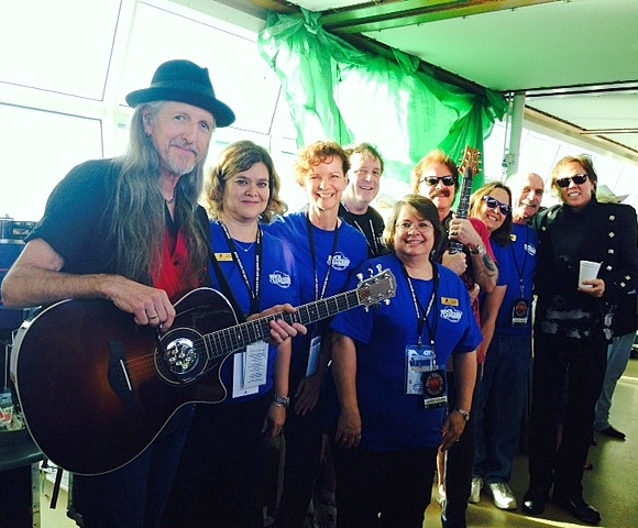 Music theme cruise charter-Landry & Kling with Doobie Brothers during Rock Legends Cruise 3