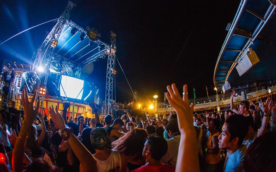 Music cruise theme charter - It's the Ship 2015