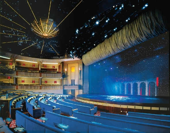4 & 5-night Caribbean cruises - Celebrity Infinity theater