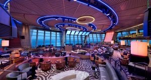 Royal Caribbean Anthem of the Seas Two 70 lounge