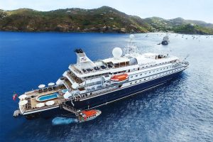 Ship Charter Services - SeaDream mega-yacht charter