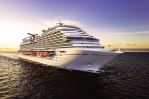 Carnival Horizon offers 4-night cruises to Bermuda from New York