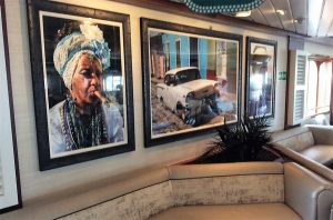 Short cruises to Cuba - Empress of the Seas Boleros Lounge