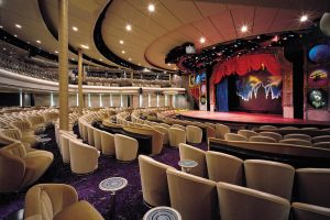 Short cruises to Cuba - Norwegian Sky Stardust Theater