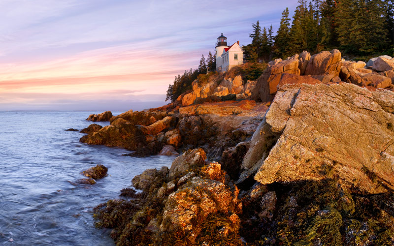 Close to home cruises - East Coast Waterways - Acadia National Park