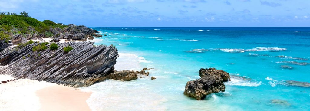 Bermuda beach - Carnival Horizon 4-night Bermuda cruises from New York