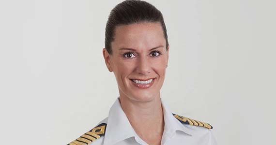 Captain Kate McCue on Celebrity Summit