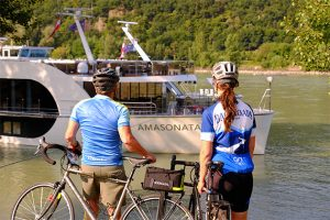 Active Adventures during AmaWaterways river cruise