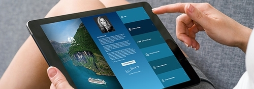 Free, unlimited Wi-Fi on Crystal cruise ships