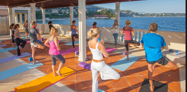 Oceania Wellness tour - how to add wellness to meetings & incentives