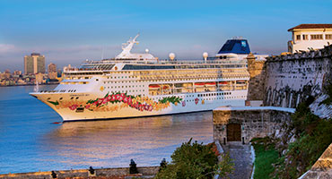 Incentives on cruise ships - Norwegian Sky 4-night Cuba cruise