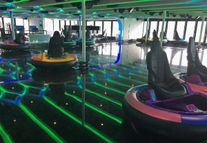 Norwegian Joy Bumper Cars - Alibaba Ship Charter