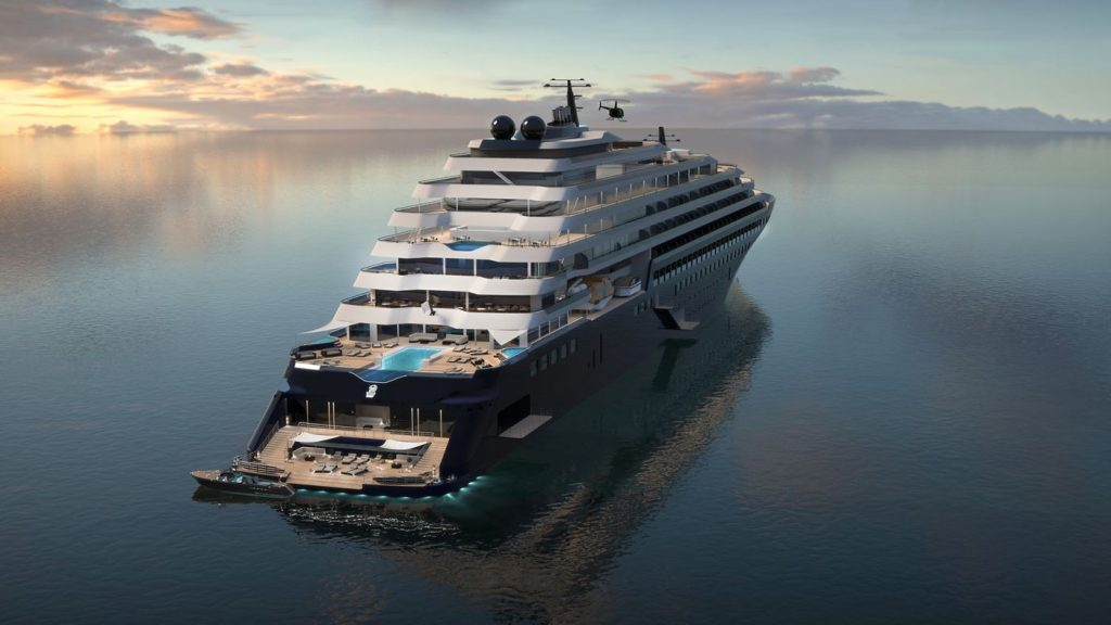 Ritz Carlton Yacht - meetings & events industry news